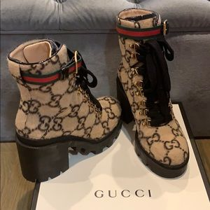 Gucci Wool bootie